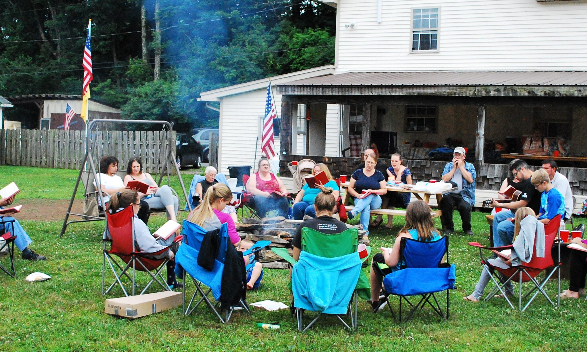 cookout event